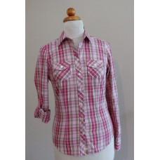 Риза с джобчета